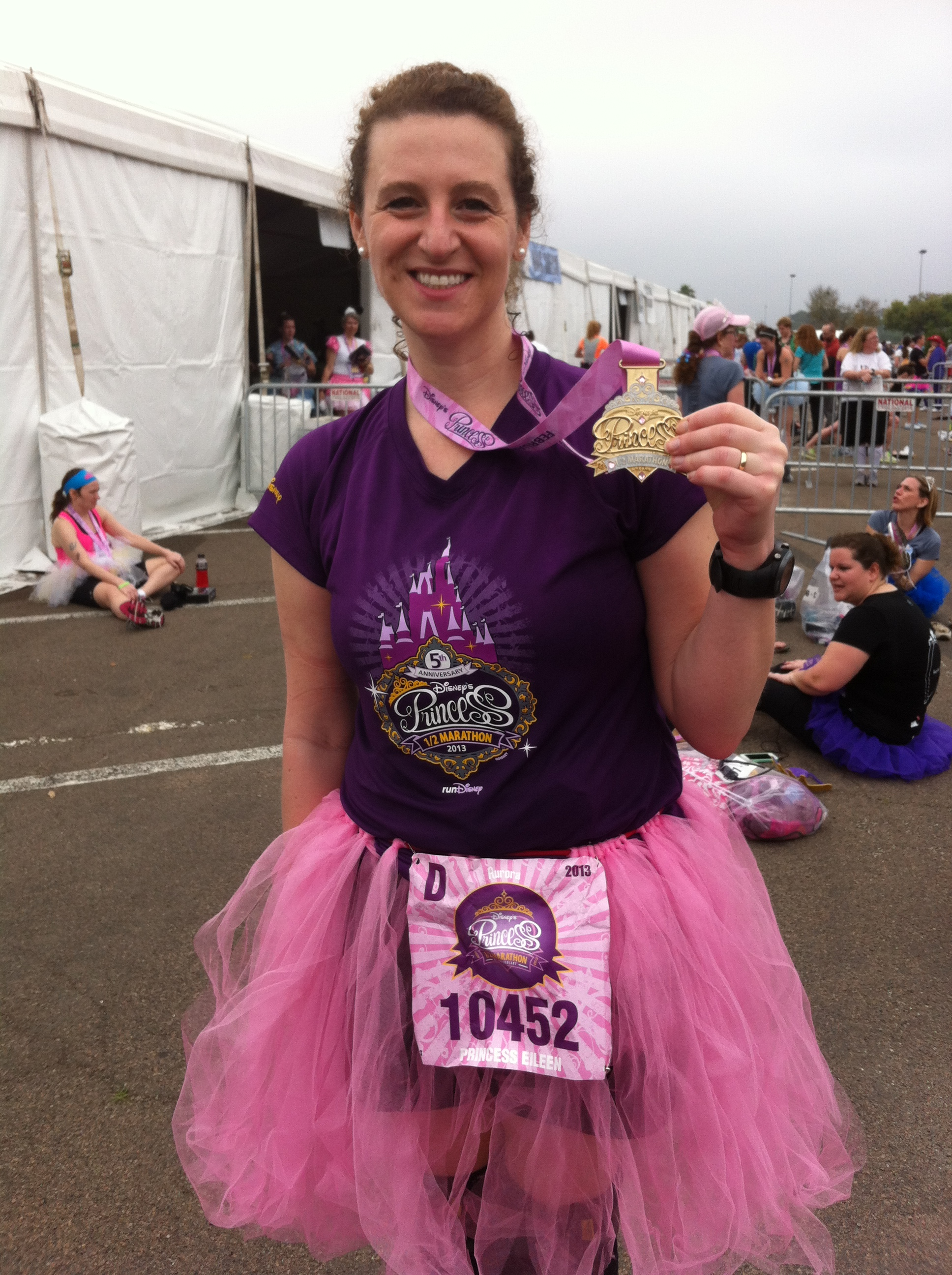 Rundisney Princess Half
