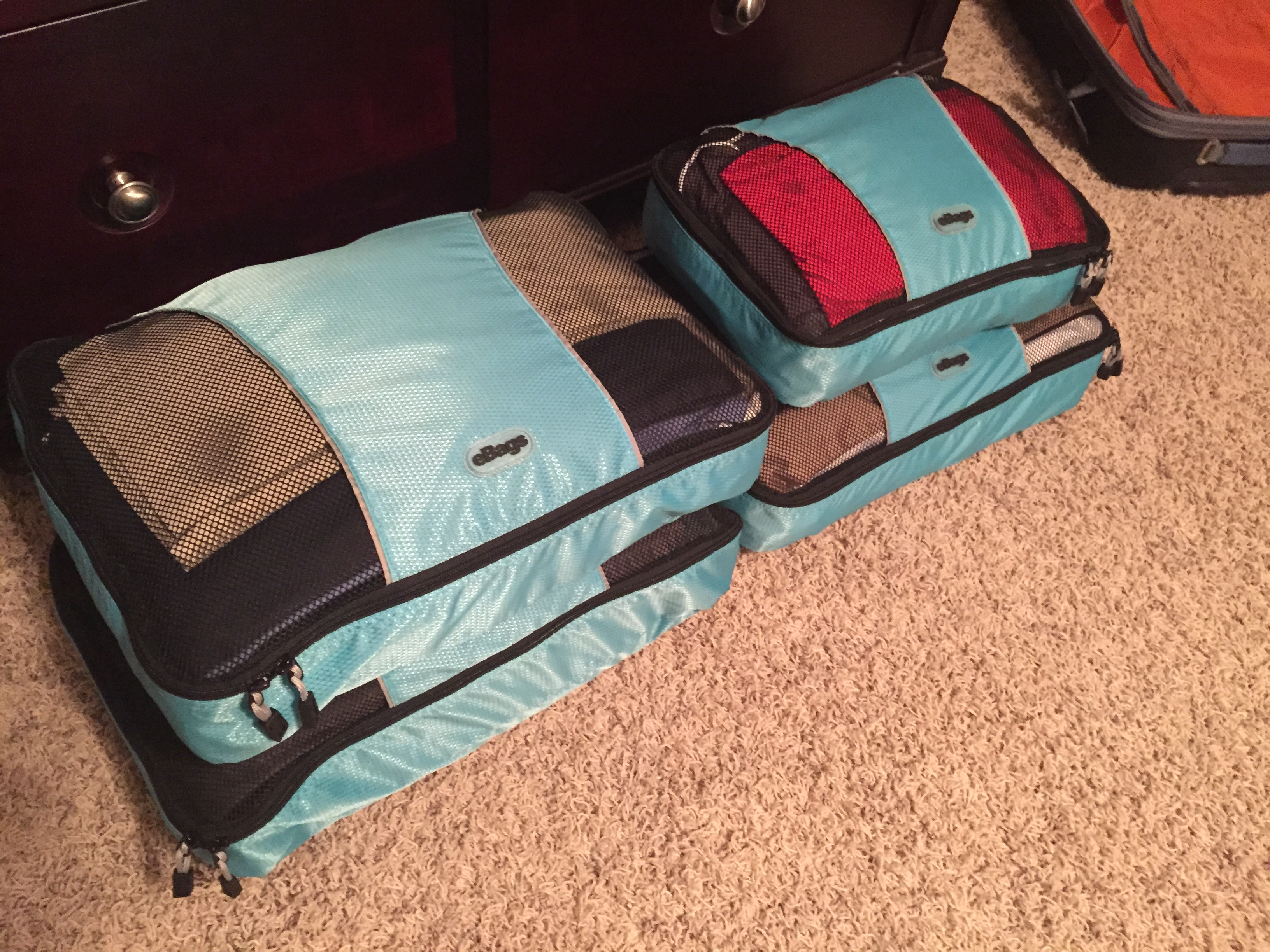How to Pack in just a Carry-on for Three Weeks