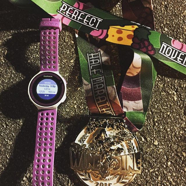 The 2015 RunDisney Wine & Dine Half of a Half-Marathon