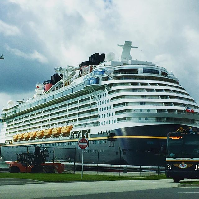 Disney Cruise Line – Heading out on a 10 night southern Caribbean adventure aboard Disney Cruise Line's Fantasy!
