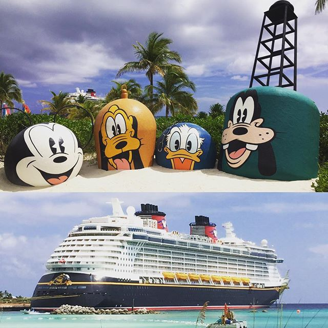 Disney Cruise Line – Hard to believe that one week ago today we left Castaway Cay after an amazing family vacation. It was wonderful to relax and unplug. Want to find that bliss with your family? I'm ready & waiting to help you plan a great vacation! Jen.com